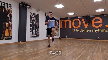 Tabata 1.2 - Workout