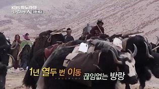 """히말라야인 3편 / Part 3 'Changtang, Heaven's Road' of """"Himalaya People"""""""