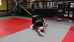 Straight Armbar from Hands and Knees