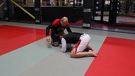Special Guillotine Choke