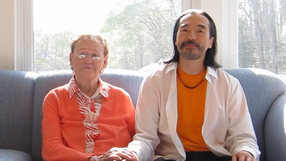 jLTg's Spiritual Genesis Video with his Mother
