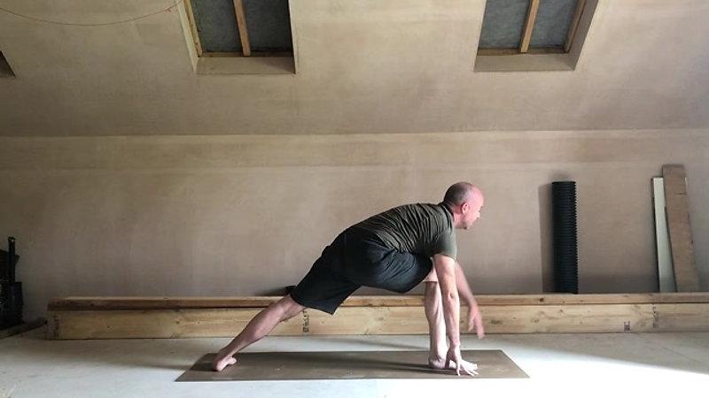 Short Yoga Flows