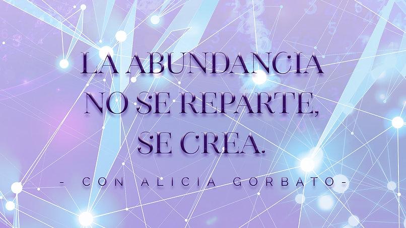 """Actualidad Consciente: """"La abundancia no se reparte, se crea"""""""