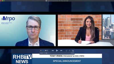 Special Announcement with Tony Irwin