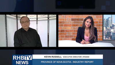 Nova Scotia Industry Report with Kevin Russell