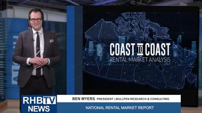 Coast to Coast with Ben Myers - May 2021