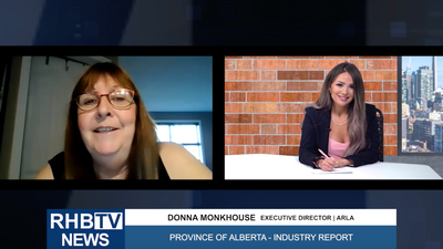 Alberta Industry Report with Donna Monkhouse