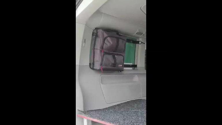 Das innovative Felleisen-Fenstertaschensystem