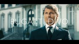 BUGATTI DIVO - ANNOUNCEMENT