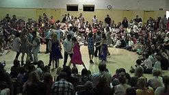 Colfax 5th Grade Performing Foxtrot