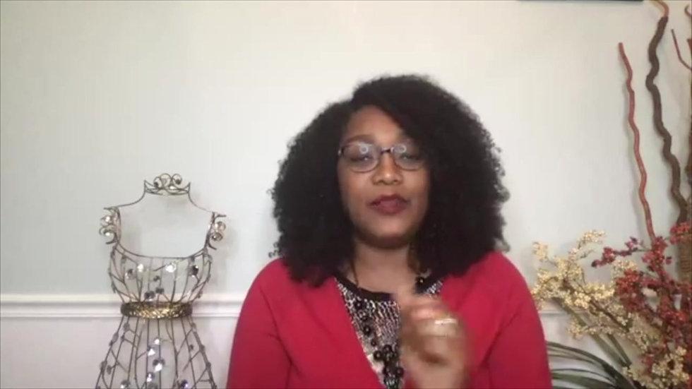 Yolande Daniel Sizzle Yo Speaks