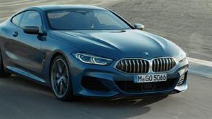 BMW 8 Series (Digital Ad)