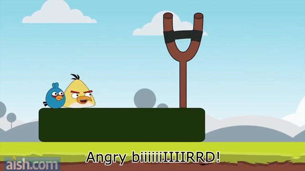 Atividade 7 - Controlando emoções com Angry Birds (Inteligência Emocional)