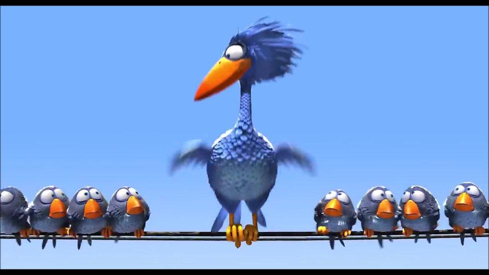 Atividade 5 - For The Birds