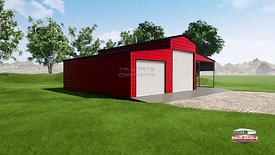 36x30x12 Barn Style