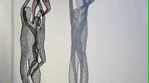 Reaching High Shadows in motion By Kaya Deckelbaum