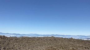 【早朝】蓼科山頂からの大パノラマ展望