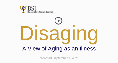 Disaging: A View of Aging as an Illness