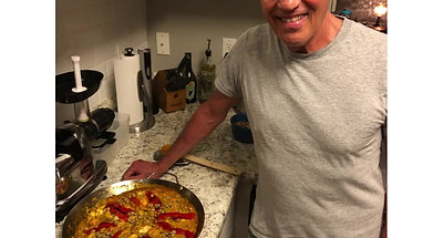 Audible Recipe: Paella
