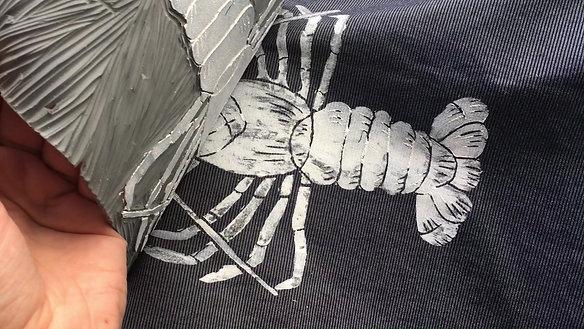 Lobster Print Reveal