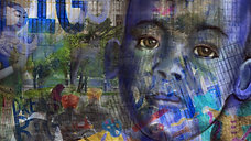 """Dream Big"" artwork process video"