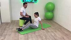 Stretching - Gesäß
