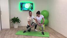Stretching - Oberschenkel innenseite