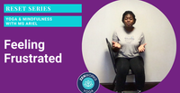 Feeling Frustrated: Yoga & Mindfulness with Ms Ariel