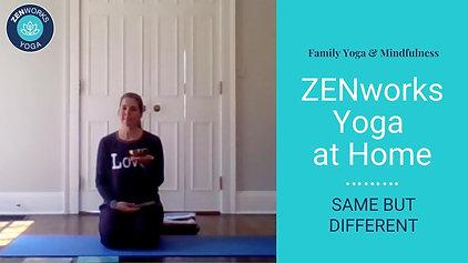 ZENworks Yoga: SAME BUT DIFFERENT