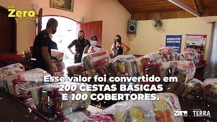 Live Solidária Zero Fome