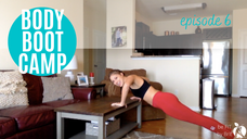 Body Boot Camp: Episode 6 (Coffee Table Workout)