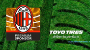 AC Milan vs Supercar by TOYO TIRES