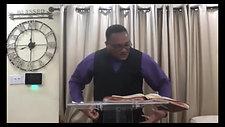CHURCH SERVICE 9-6-20