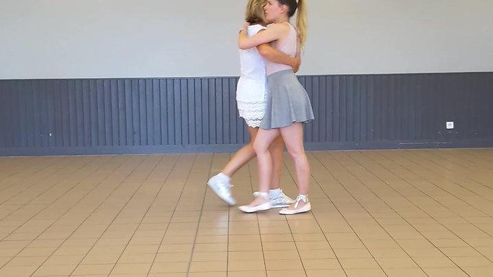 Kizomba Débutant_Danse complète