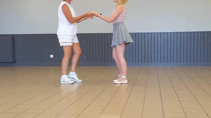 Bachata Débutant_Danse complète
