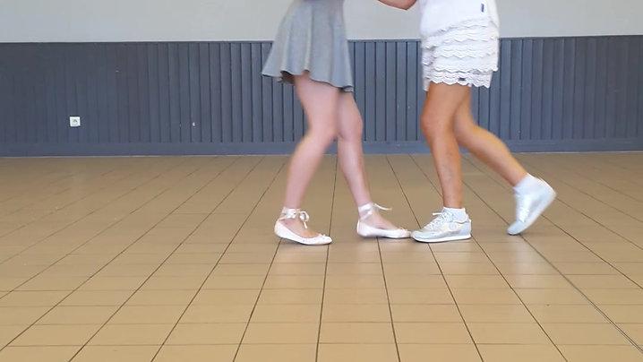 Salsa Portoricaine Débutant_Danse complète