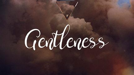Gentleness November 29 Service