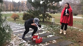 """Echipa Voicu Petrică: clip publicitar, """"Plăcinta Bărăganului"""""""