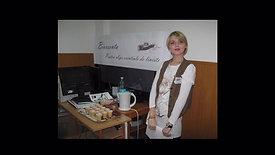 """Clip publicitar+ """"Bioesenta: ceai de tei și busuioc"""" - Echipa Burloiu Alexandra, dec. 2010"""