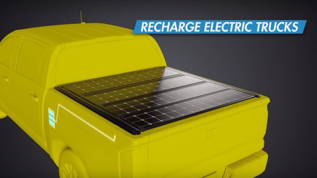 TerraVis Solar Technology