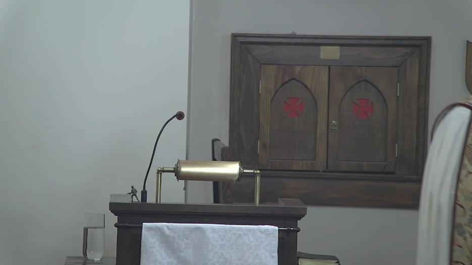 Bp Marsh Trinity Sunday
