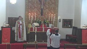Bp. Marsh Pentecost 2020