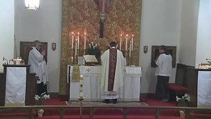 Bp. Marsh's Easter Service