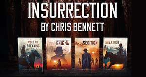 Insurrection - Book 5 Cover Reveal