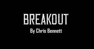 Breakout - Book 4 Cover Reveal
