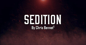 Sedition - Book 3 Cover Reveal