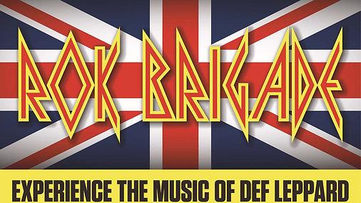 Rok Brigade - Hysteria live