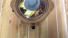 玉米虫草花汤