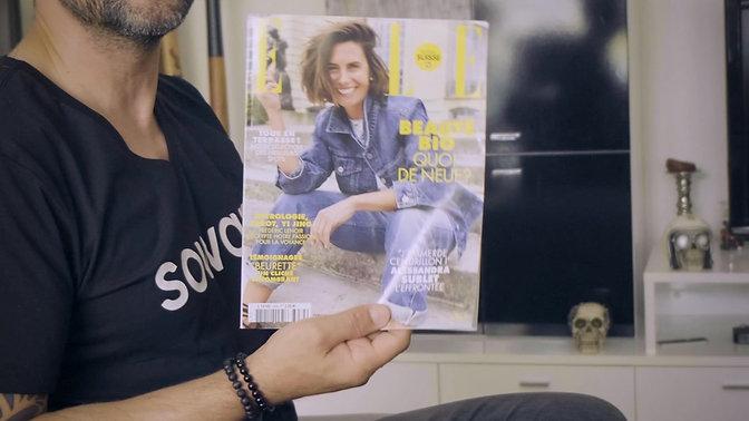Magazine ELLE Suisse