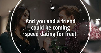Sign up for emails with Love Speed Dating